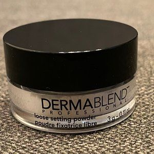 Dermablend Setting Powder Travel Size NEW